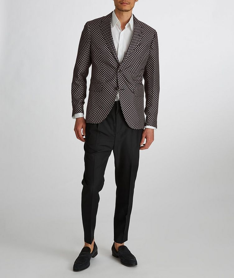 Thomas Wool-Mohair Twill Dress Pants image 4