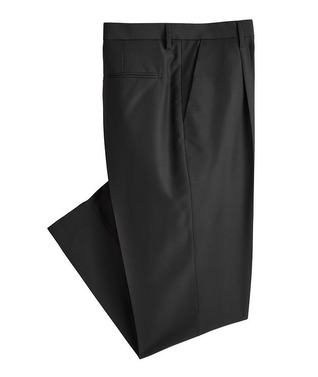 Thomas Wool-Mohair Twill Dress Pants picture 1