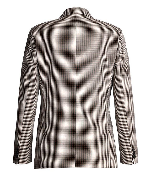 Josef Gingham Sports Jacket picture 2
