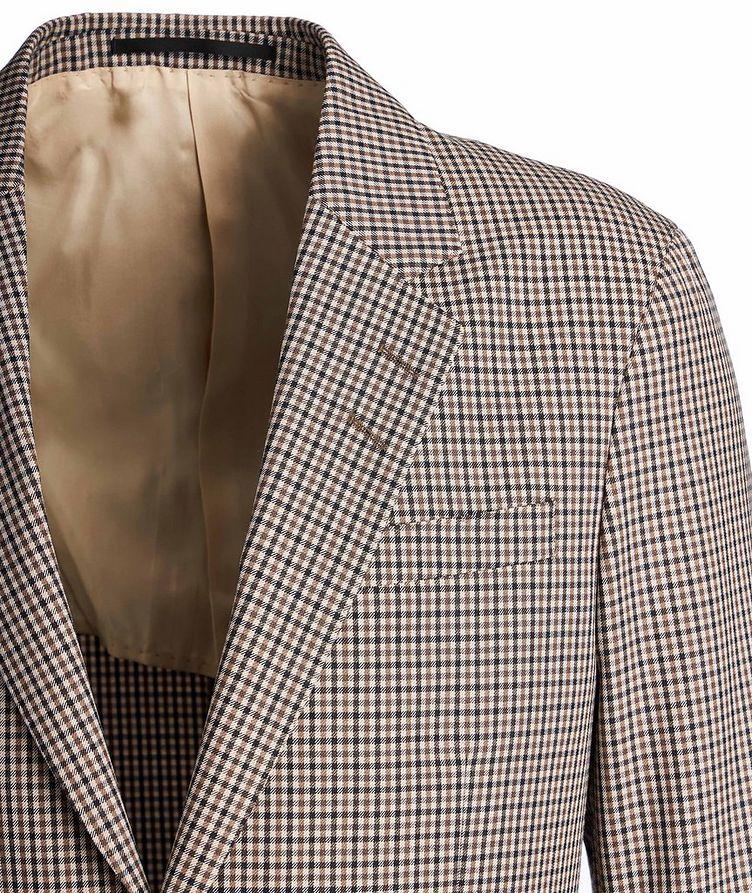 Josef Gingham Sports Jacket image 2