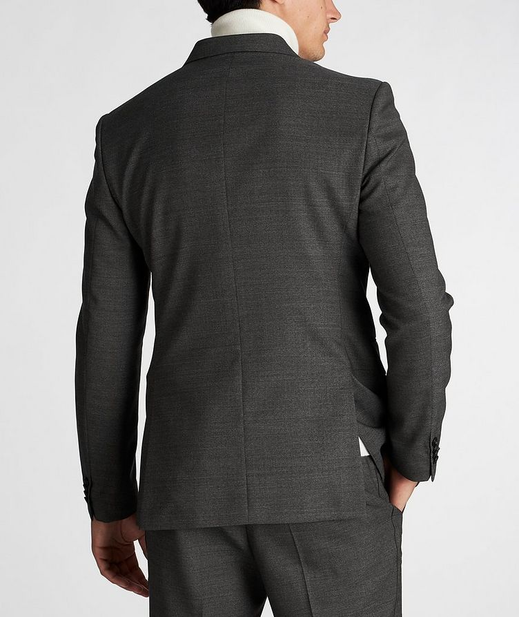 Double-Breasted Wool Sports Jacket image 2