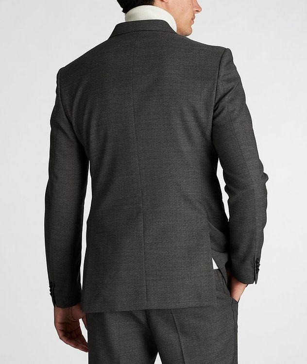 Double-Breasted Wool Sports Jacket picture 3