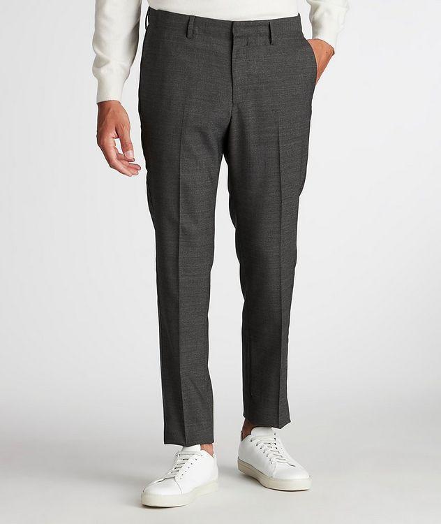 Slim Fit Wool Dress Pants picture 2