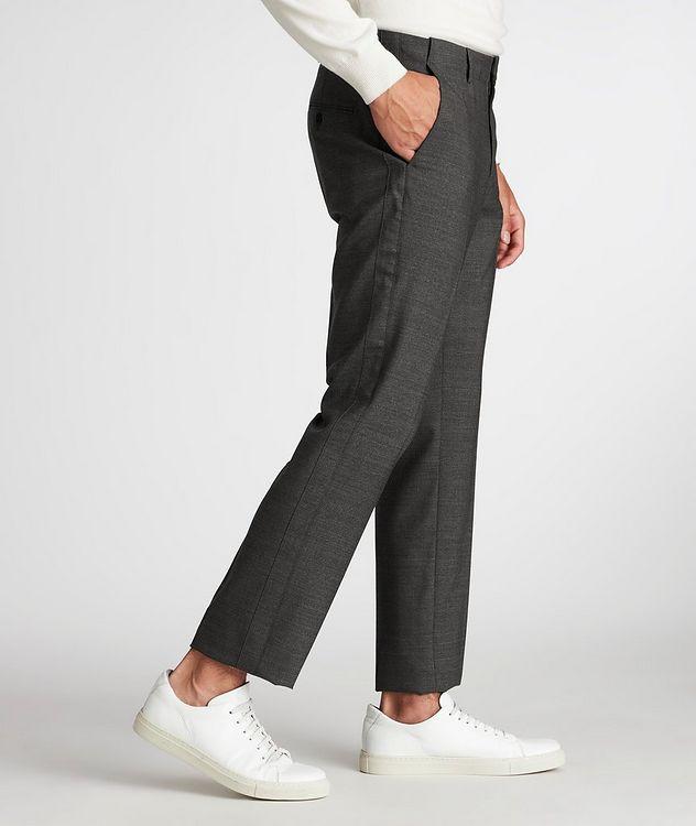 Slim Fit Wool Dress Pants picture 4