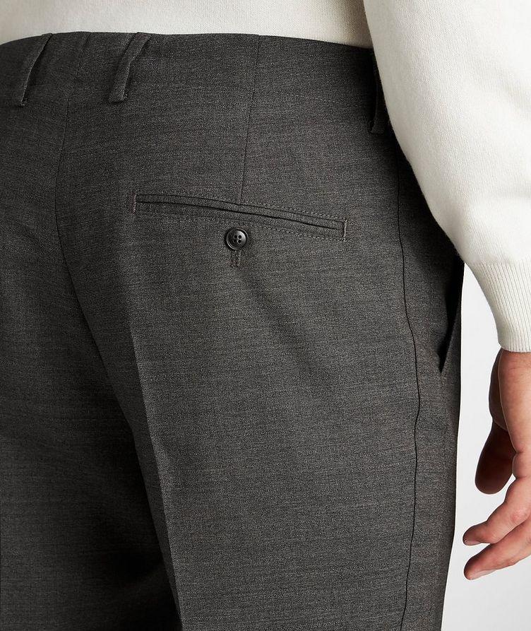 Slim Fit Wool Dress Pants image 4