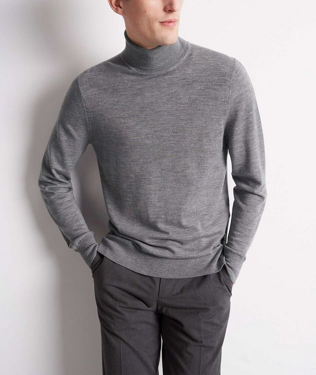 Nevile Wool Turtleneck  picture 2