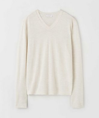 Tiger of Sweden V-Neck Wool Sweater