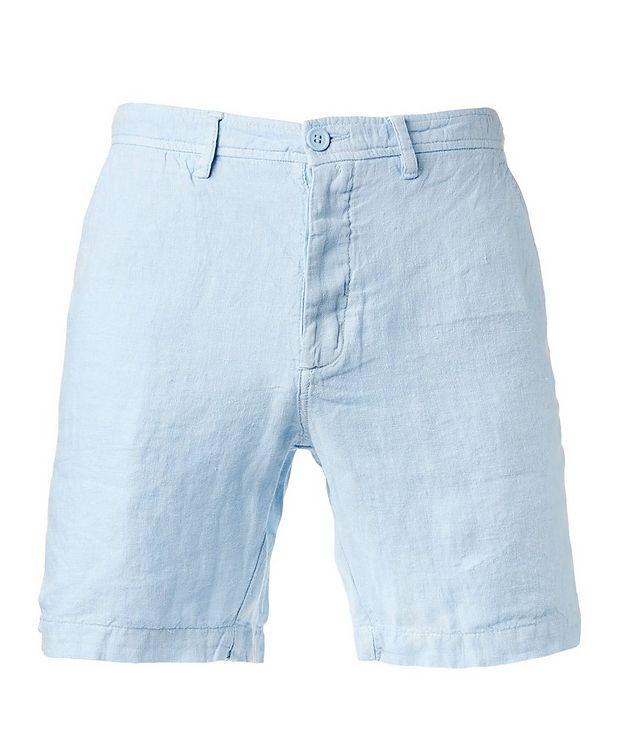 Linen Shorts picture 1