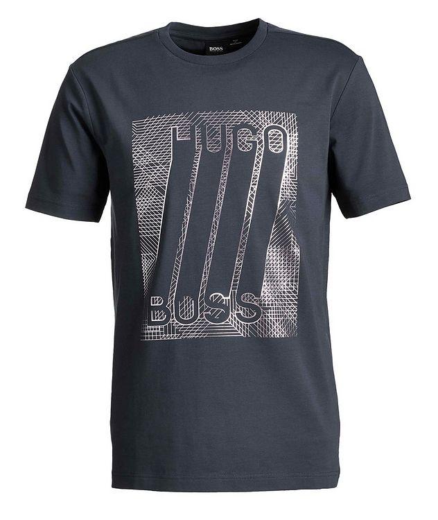 Stretch-Cotton T-Shirt picture 1