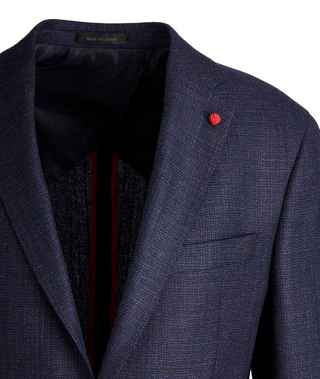 Tweed Wool Sports Jacket picture 2