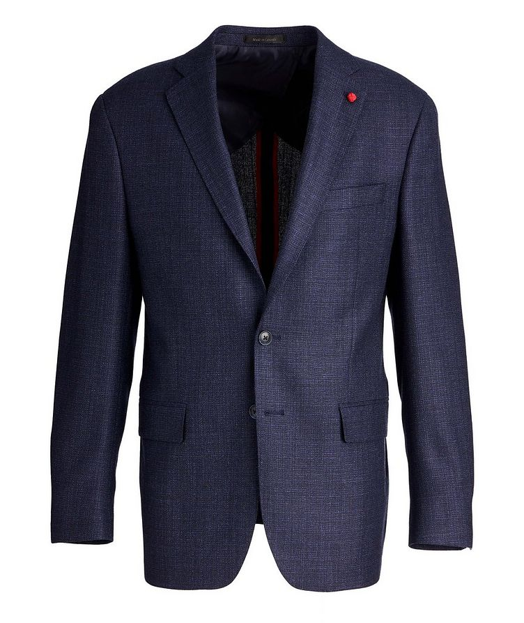 Tweed Wool Sports Jacket image 0