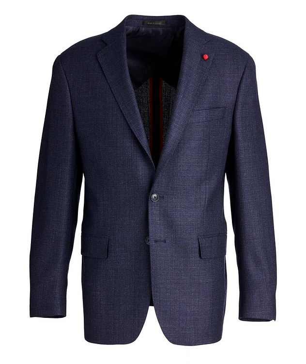 Tweed Wool Sports Jacket picture 1