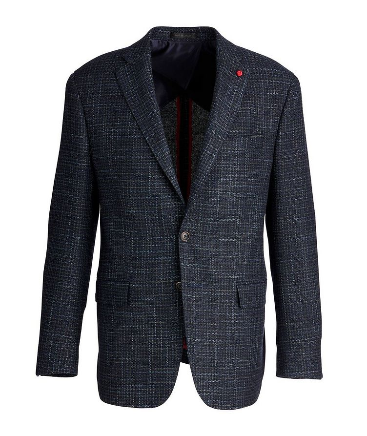 Tweed Wool-Silk Sports Jacket image 0