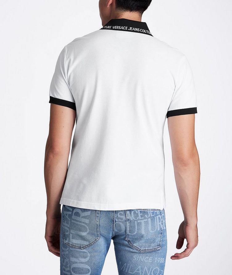 Cotton Piqué Polo image 4