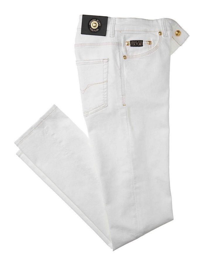 Slim Fit Stretch Jeans image 0