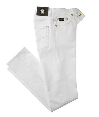 Versace Jeans Couture Slim Fit Stretch Jeans