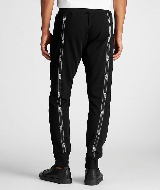 Pantalon sport avec logos et à cordon picture 3