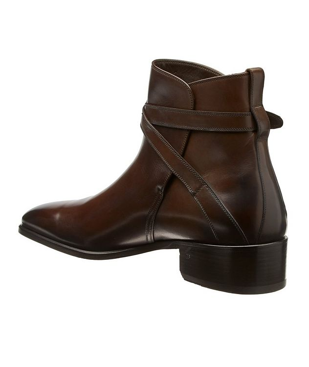 Burnished Jodpur Boots picture 2
