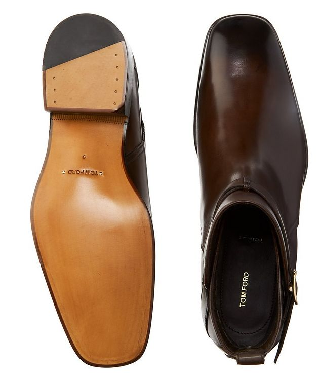 Burnished Jodpur Boots picture 3