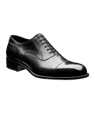 Tom Ford Claydon Cap-Toe Derbies