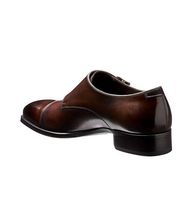 Leather Double Monkstraps  picture 2