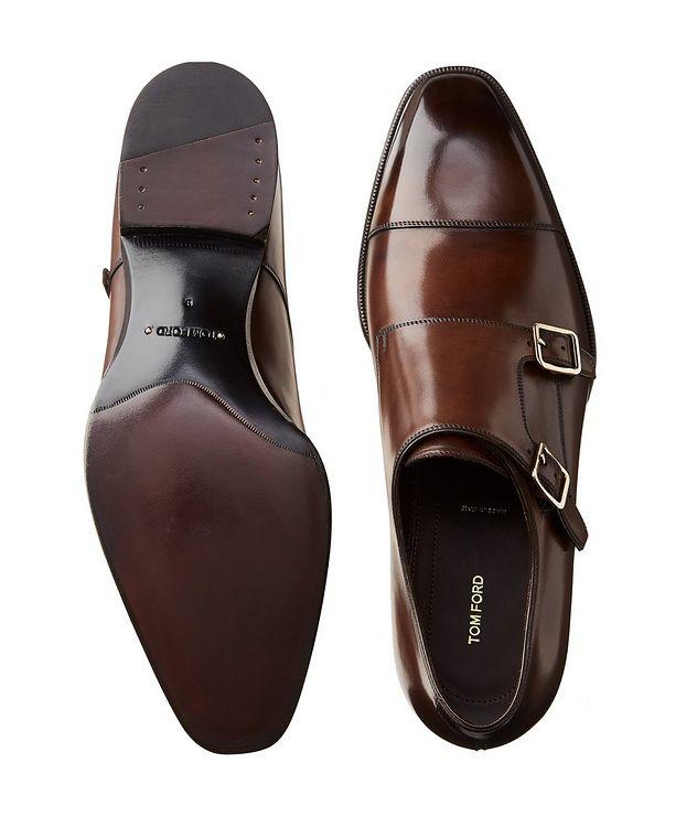 Leather Double Monkstraps  picture 3