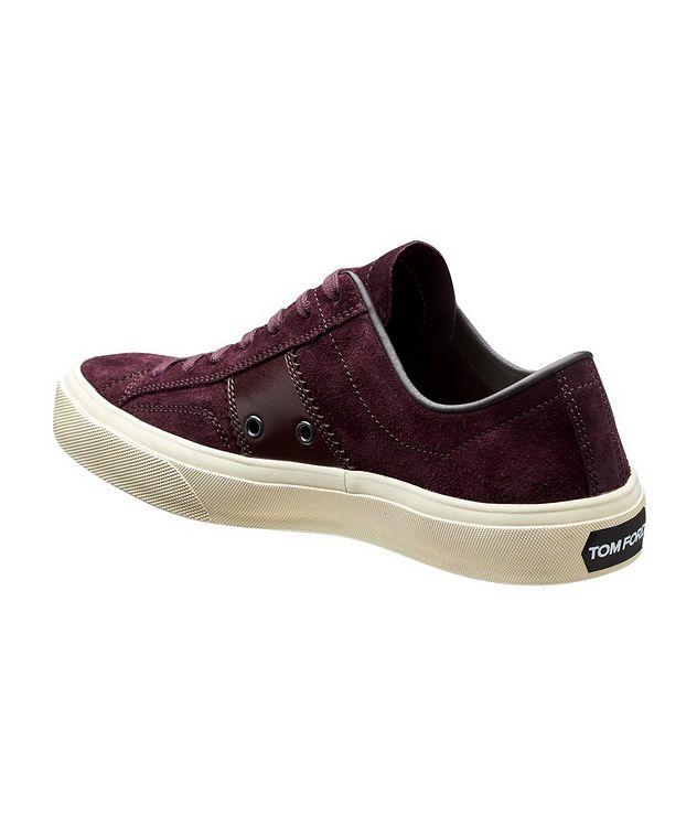 Cambridge Suede Sneakers picture 2