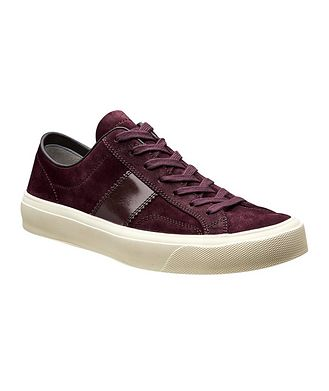 Tom Ford Cambridge Suede Sneakers