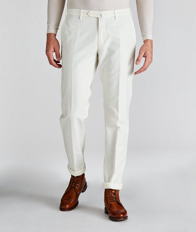 Slim Sport Cotton Chinos  picture 1