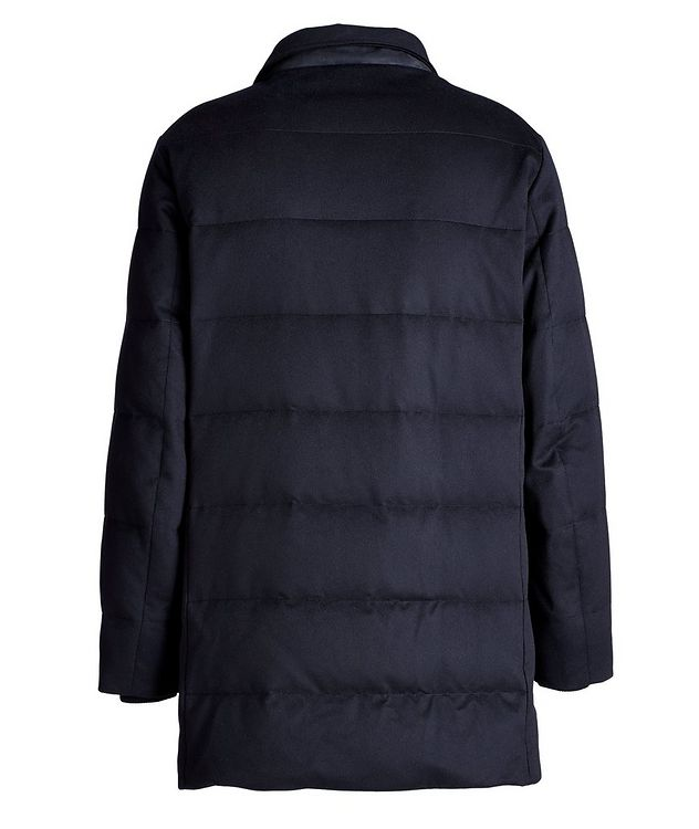 Caldwell Waterproof Cashmere Down Parka picture 2