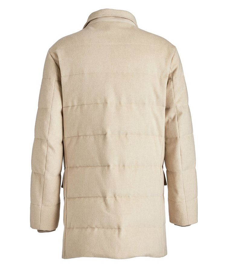 Caldwell Waterproof Cashmere Down Parka image 1