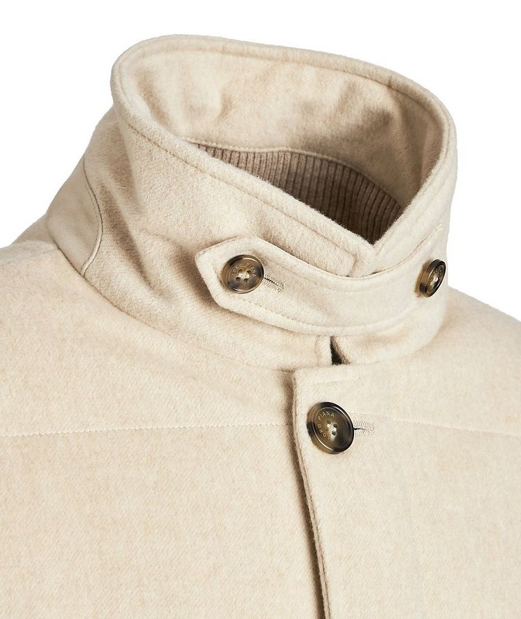 Caldwell Waterproof Cashmere Down Parka image 2
