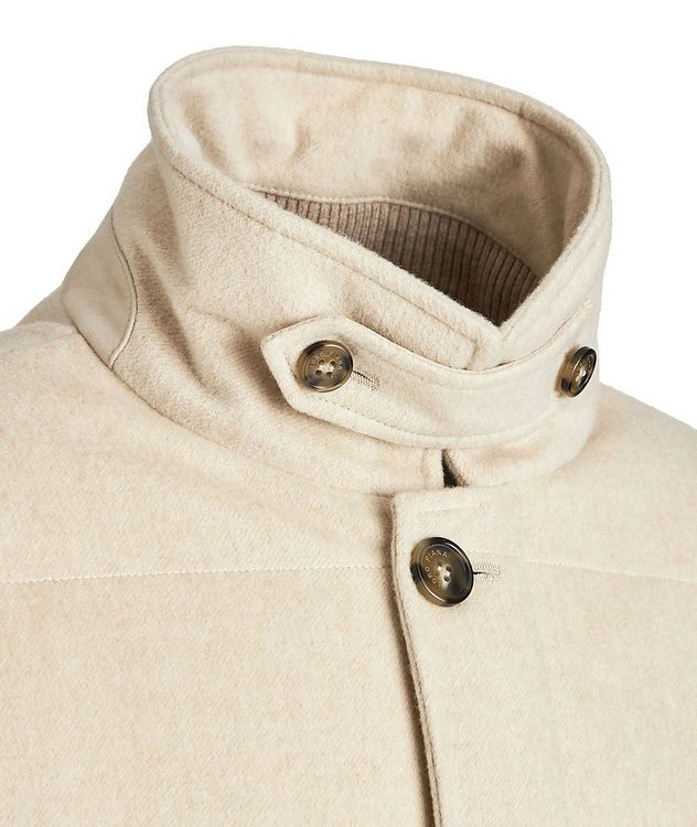 Caldwell Waterproof Cashmere Down Parka picture 3