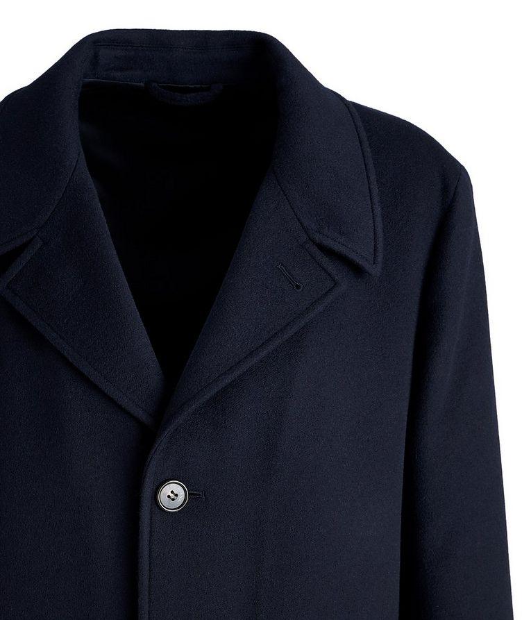 Redmond Water-Resistant Cashmere Car Coat image 2