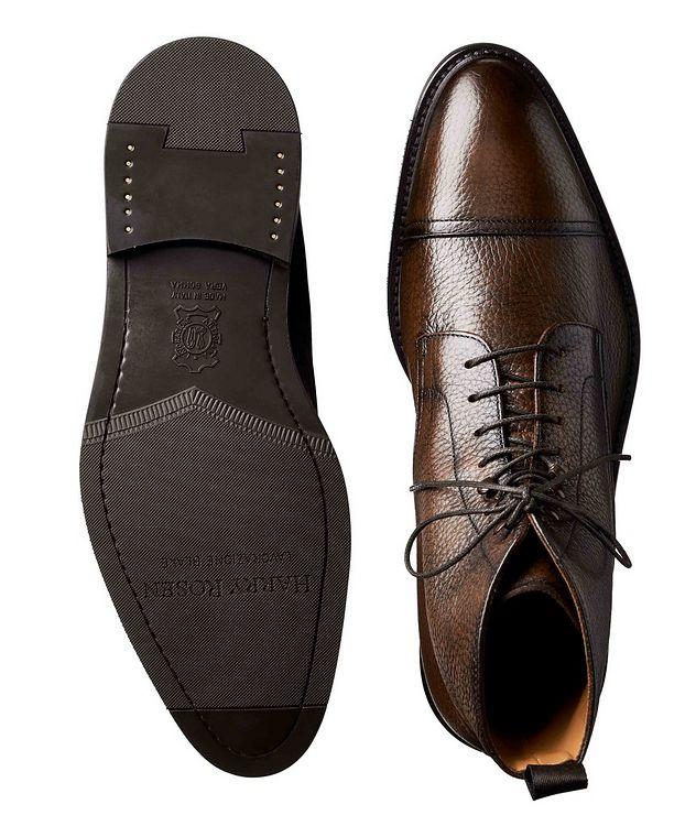 Deerskin Cap-Toe Boots picture 3
