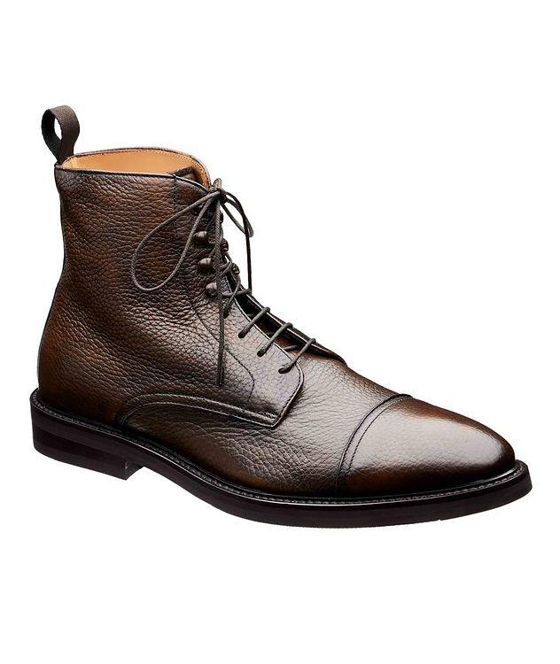 Deerskin Cap-Toe Boots picture 1