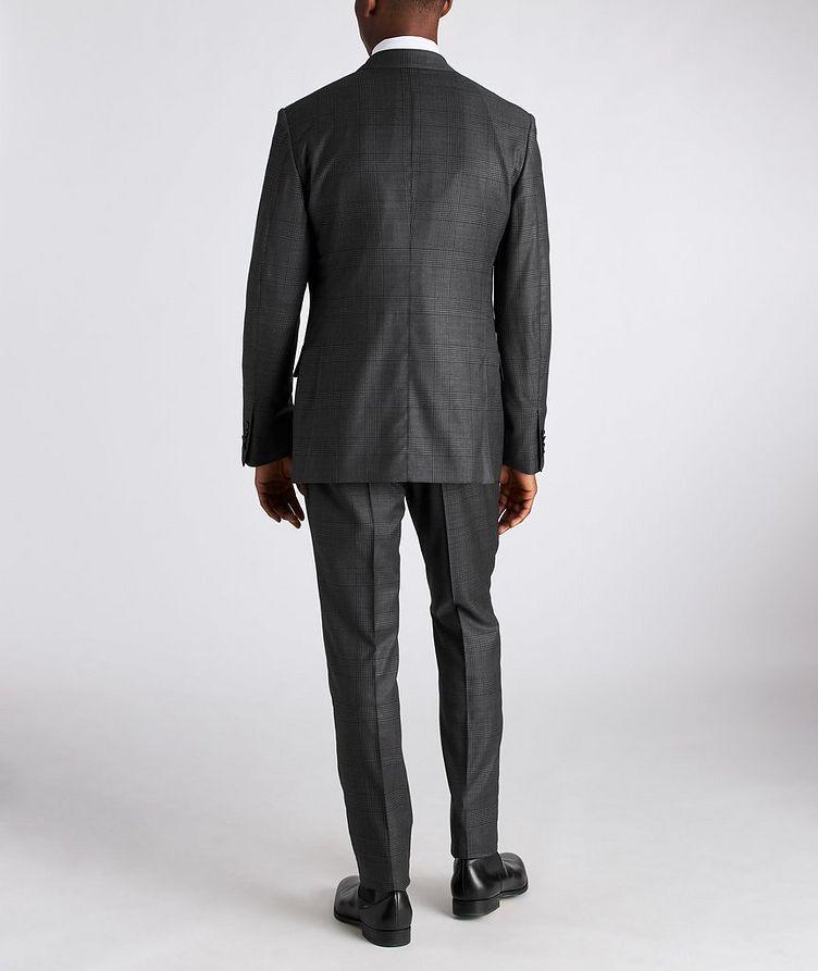 Shelton Glen-Checked Wool-Silk Suit image 2