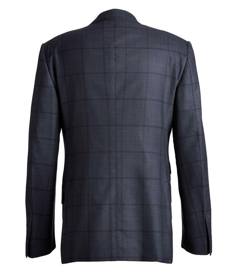Shelton Windowpane Wool-Silk Suit image 1
