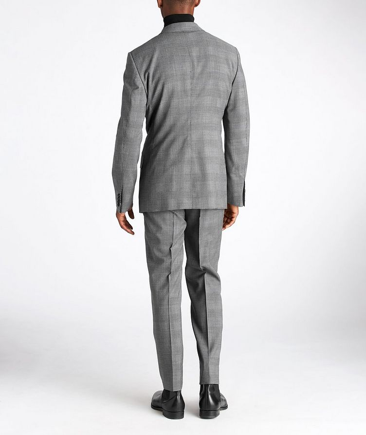 O'Connor Glen-Checked Stretch-Wool Suit image 2