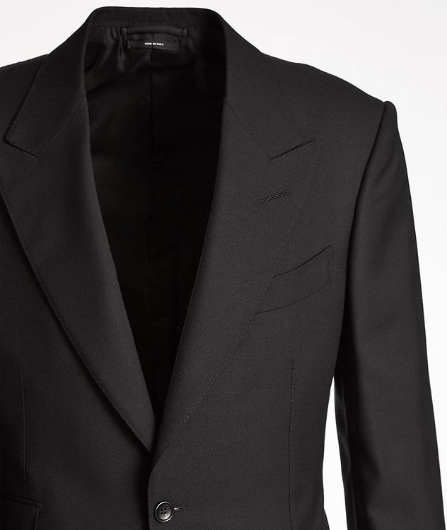 Shelton Wool-Silk Suit picture 2