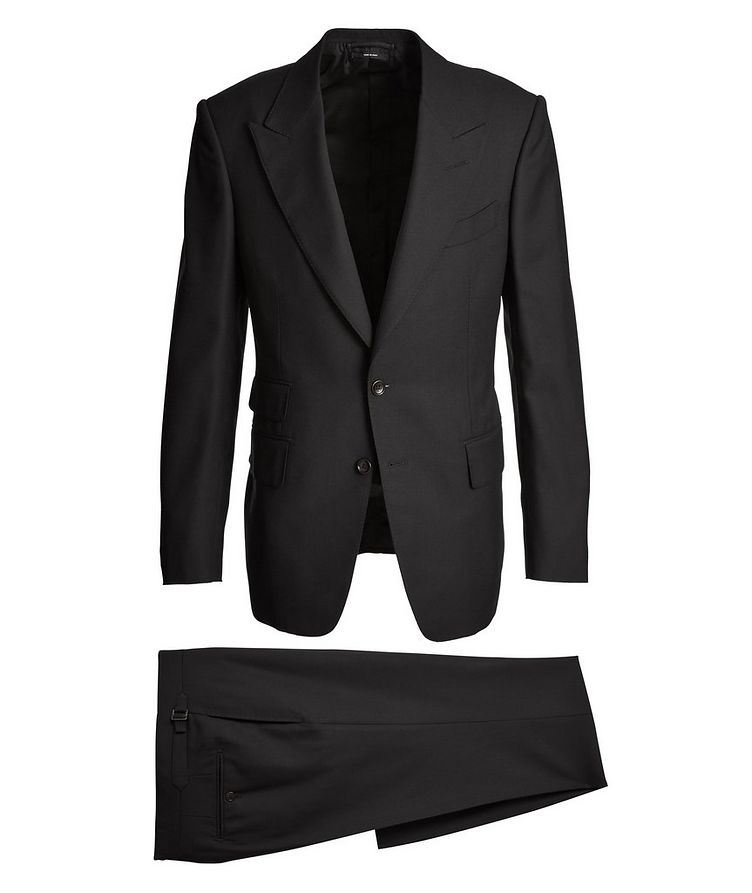 Shelton Wool-Silk Suit image 0