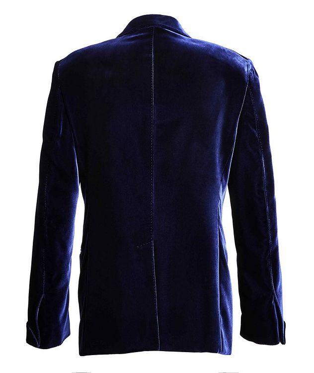 Shelton Velvet Tuxedo Jacket picture 2