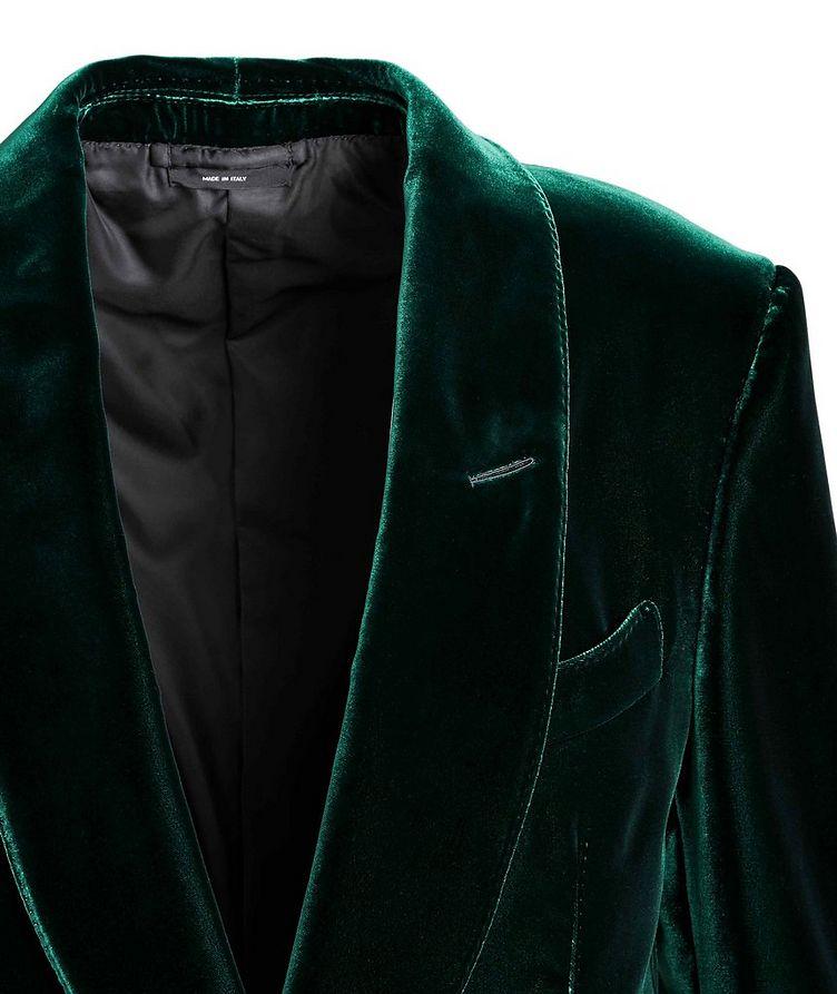 Shelton Velvet Tuxedo Jacket image 2