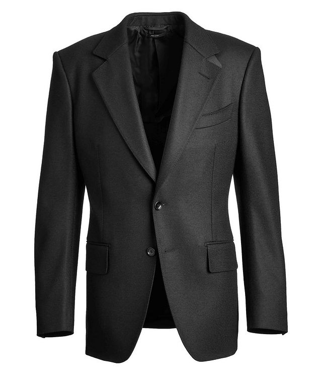 Basic Double Unstuctured Sports Jacket picture 1