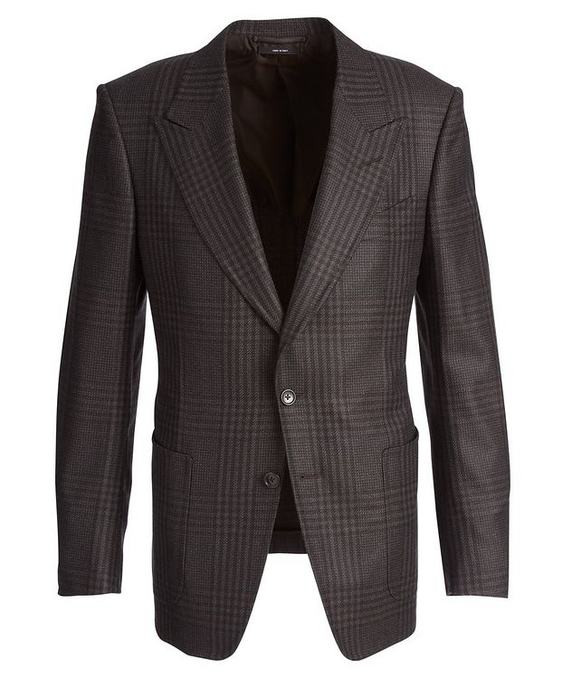 Shelton Checked Sports Jacket picture 1