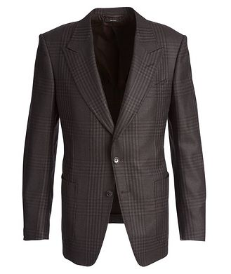 TOM FORD Shelton Checked Sports Jacket