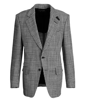 TOM FORD Atticus Houndstooth Sports Jacket