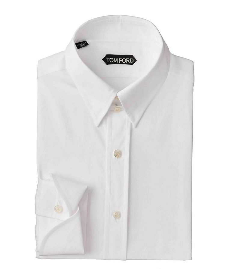 Slim Fit Dress Shirt image 0