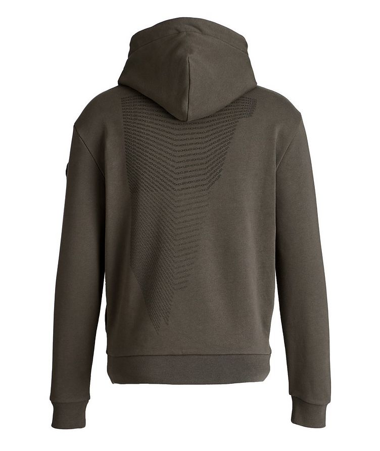 Printed French Terrycloth Hoodie image 1