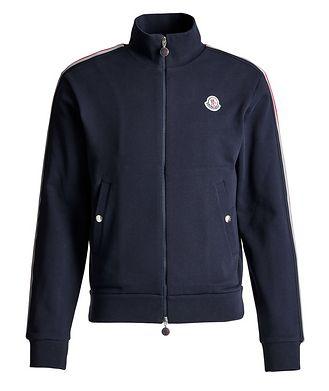 Moncler Reflective Zip-Up Track Jacket